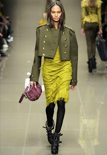 Fall Winter Trend Fashion 2011