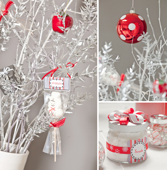 Christmas Ornaments For Baby Shower Favors : Christmas baby shower ideas aidenwilsonaa
