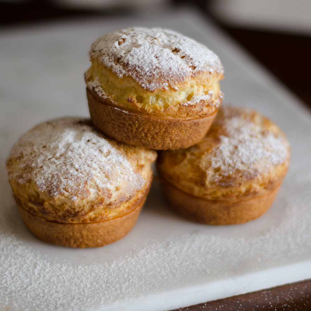 Cooking By Moonlight: Popovers