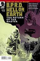 B.P.R.D. Hell on Earth #2 Cover