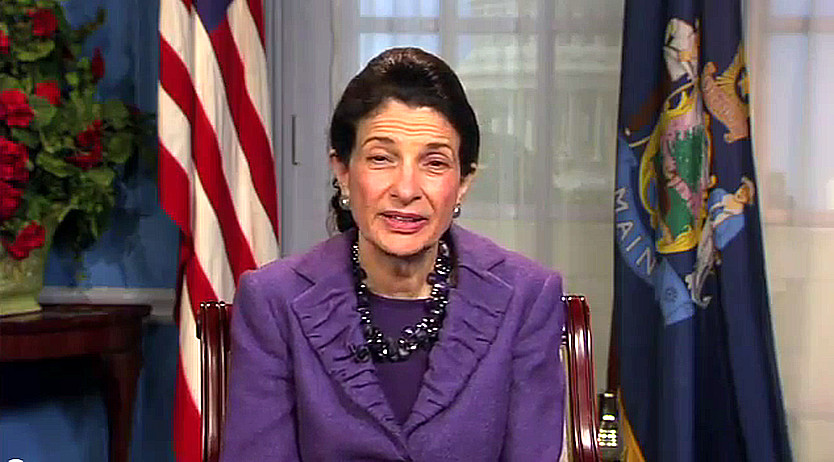 Olympia Snowe Weekly Republican Address