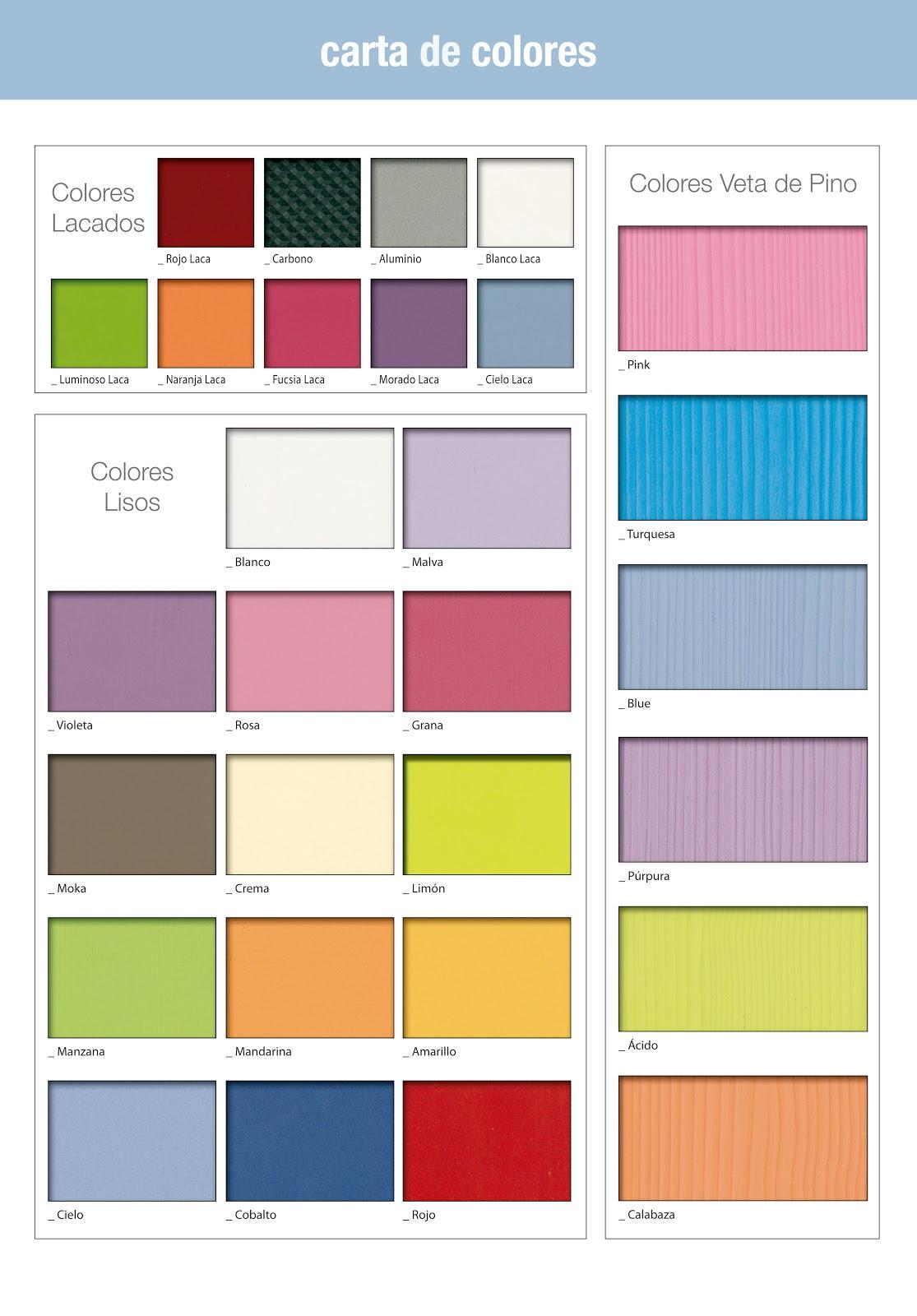 Arquitectura de casas cartas de colores de pinturas para - Colores de pintura para dormitorios ...