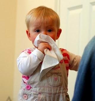 Cara mengatasi flu dan hidung tersumbat pada anak