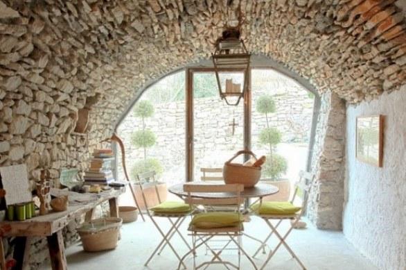 Casa de pedra Flintstones
