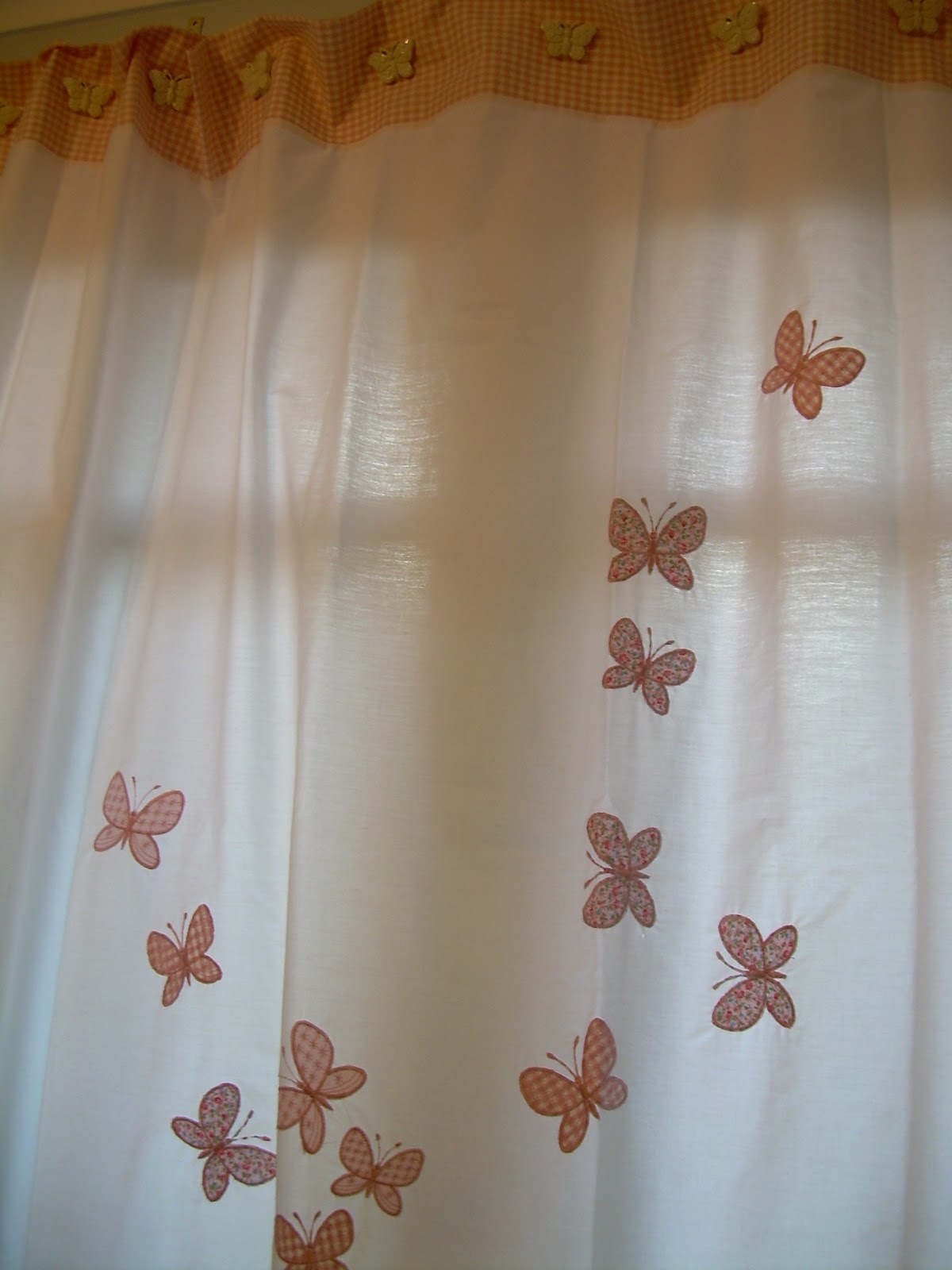 Cortinas De Baño Bordadas:cortinas de baños infantiles set de baño detalle de bordado