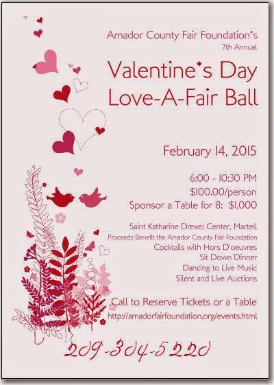Love A Fair - Sat Feb 14