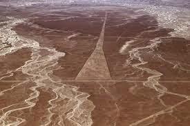 Nazca Line Aerial