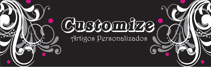 Customize Artigos Personalizados