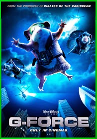 Fuerza G 2009 | DVDRip Latino HD Mega