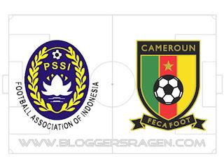 Prediksi Pertandingan Indonesia vs Kamerun