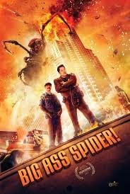 Nhện Khổng Lồ Nổi Loạn|| Big Ass Spider