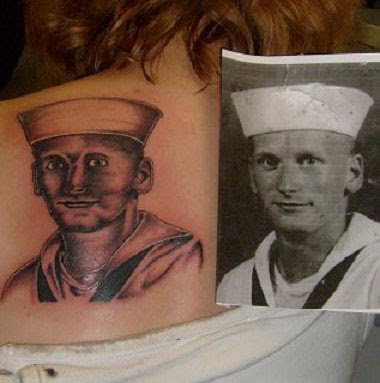 Portrait Tattoo Fail (V1)