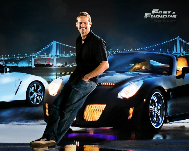 Sunday 15 December 2013 Paul Walker Fast And Furious
