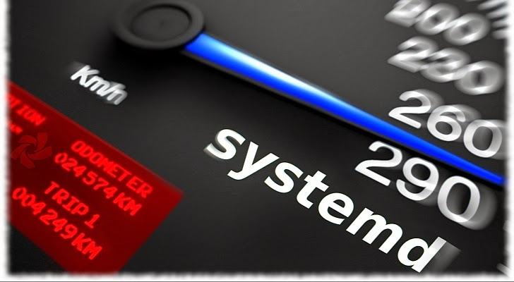 Ubuntu adota systemd - Mecanismo de inicialização encerramento