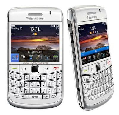Daftar Harga Hp Blackberry Terbaru November 2012