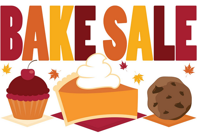 Due to customer requests we are hosting our second bake sale the sale