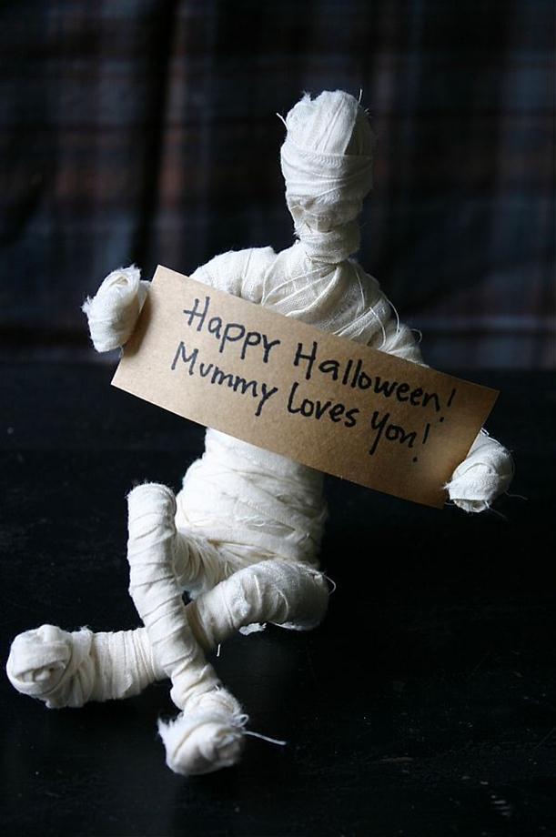 Halloween Decorations Mummies