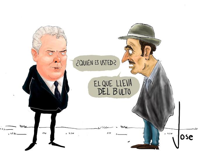 """La caricatura de la semana. Por """"Jose""""."""