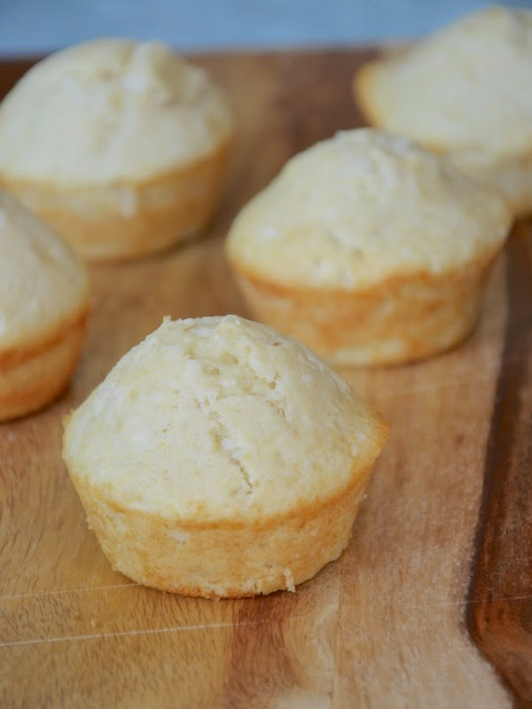 coconut muffins | recipe