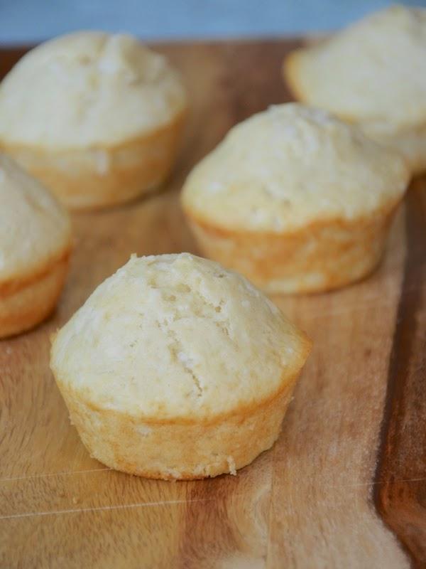 coconut muffins | recipe