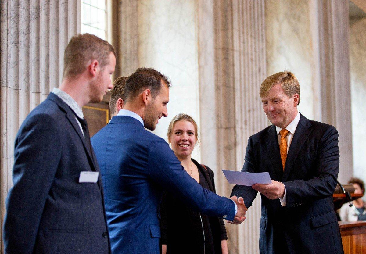 Four young artists receives the award of 6.500 euro, winners this years are Niels Broszat, Bob Eikelboom, Koen Doodeman and Jessica Skowroneck