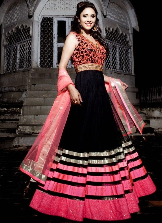 Indian Designer Lehenga Choli Collection