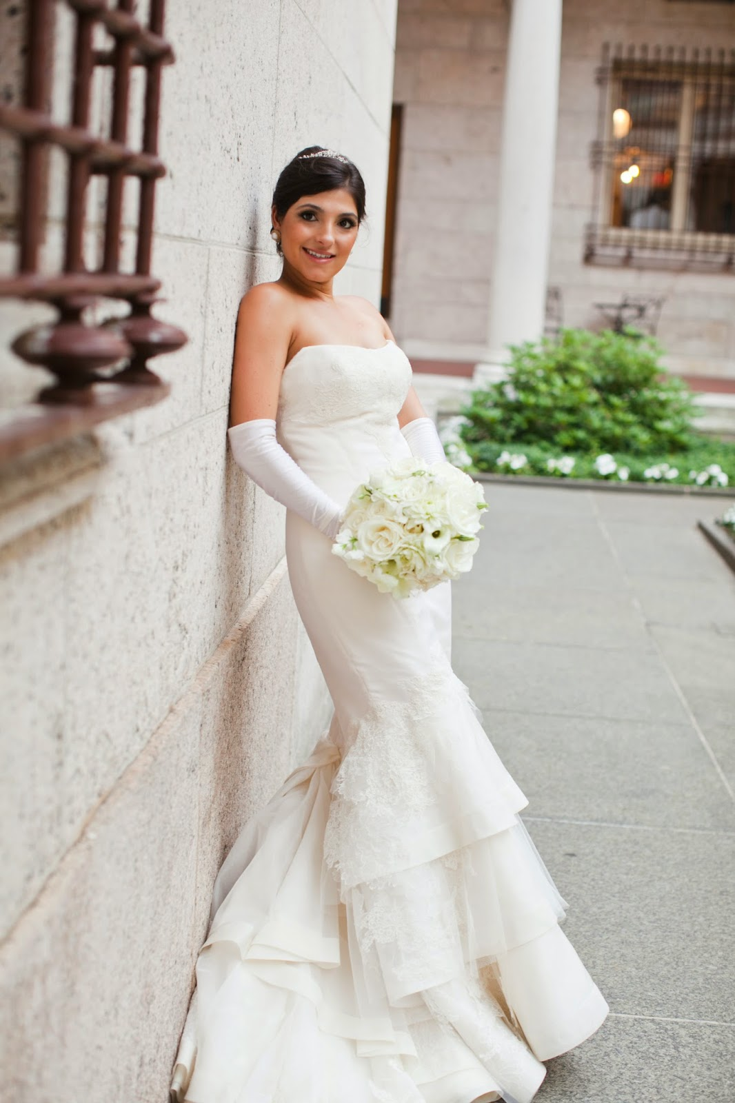 One classy glamorous wedding in shimmery gold and cream for Simply elegant wedding dresses