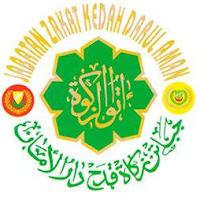 Jawatan Kerja Kosong Jabatan Zakat Kedah logo