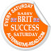 SUCCESS SATURDAY! Share your writing successes (large or small) here!