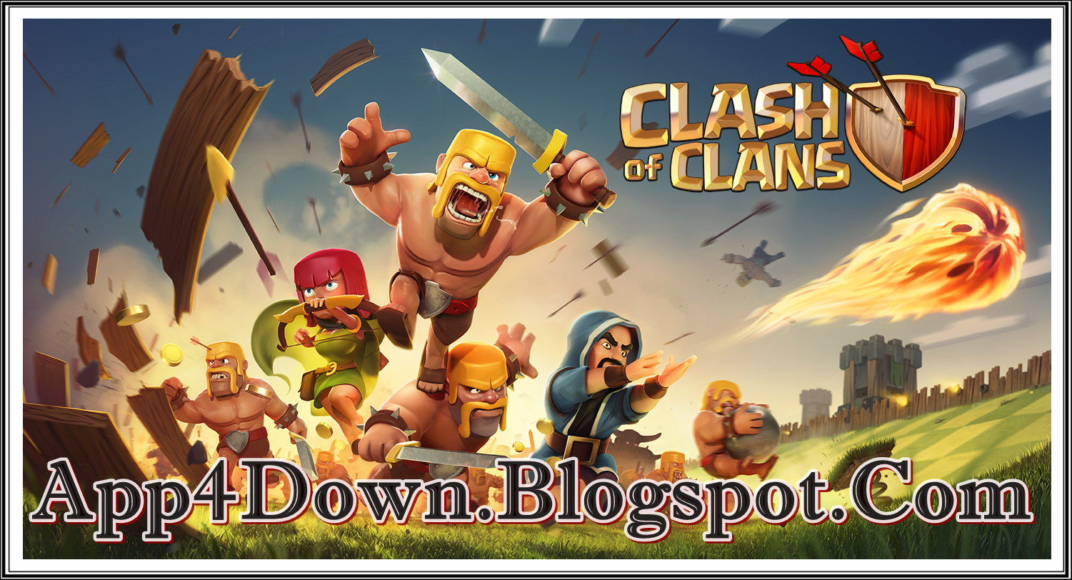 Download Clash of Clans 6.108.3 For Android APK Free Update