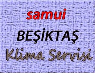 Samui Beşiktaş Klima Servis