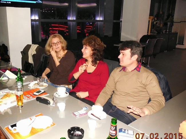 Monica, Cristina si Catalin