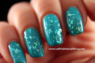 models own splash collection swatches aqua splash