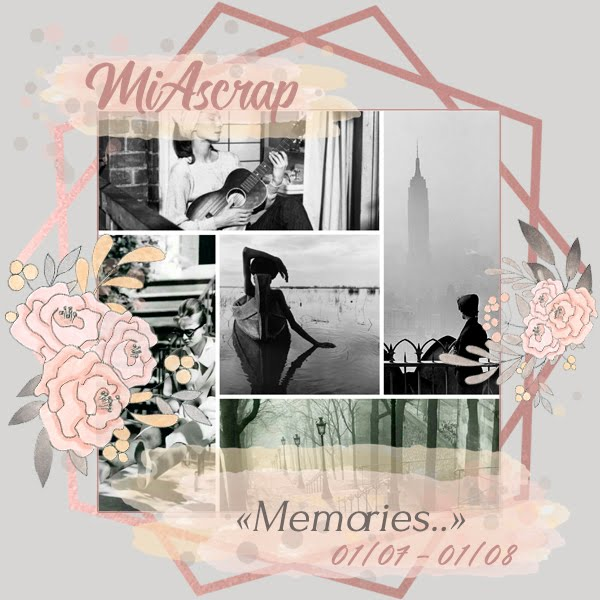 """ТЗ """"Memories.."""" До 01/08"""