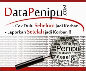 Klik Disini Untuk Cek Data Penipu