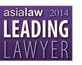 Sean Hayes: Asia Leading Lawyer (Korea)