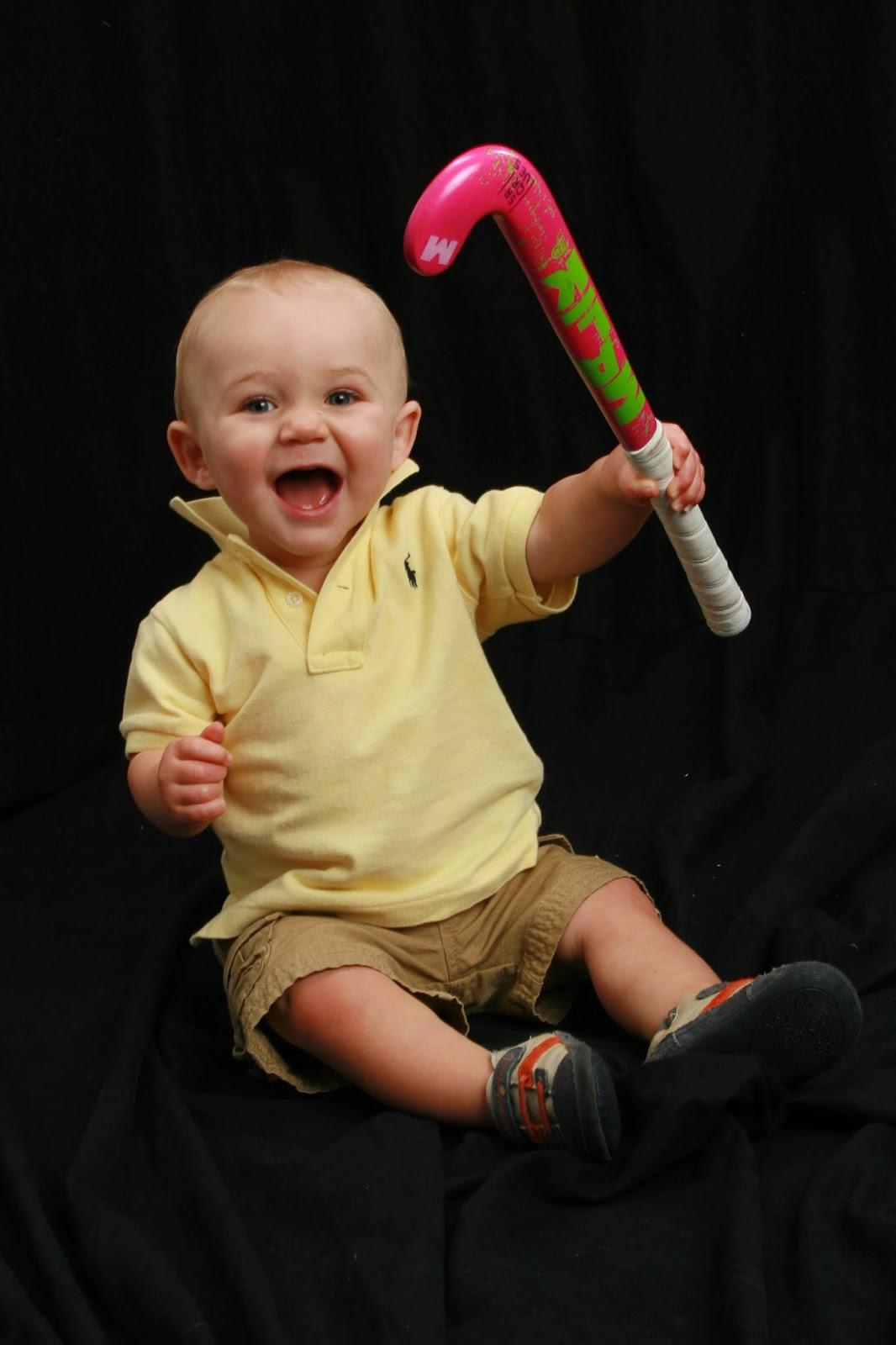 Baby Field Field Hockey Babies