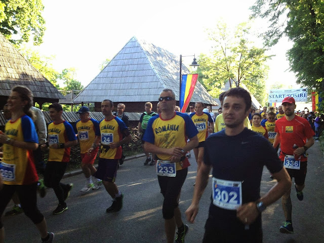 Maratonul Regal Start Palatul Elisabeta
