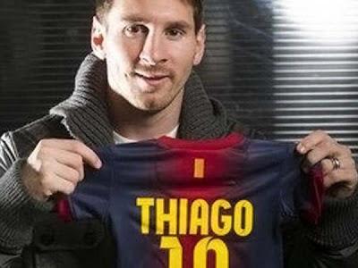 ¡Nació Thiago!, el hijo de Lionel Messi