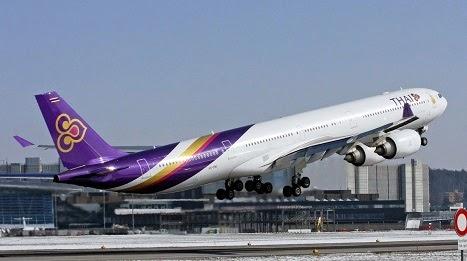 Thai Airways - Αεροπορικές Εταιρίες.