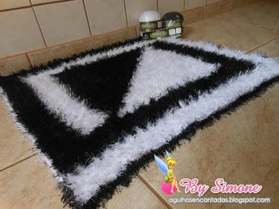 tapete preto e branco, Circulo, Tapete geométrico Decore,tapete crochê Decore, Barroco Decore,decoração, circulo