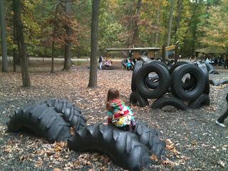 A Childhood List 42 Tire Park Playground Patapsco