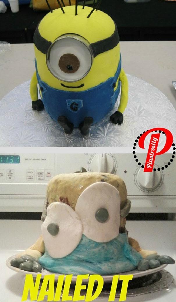 Пирожное миньон