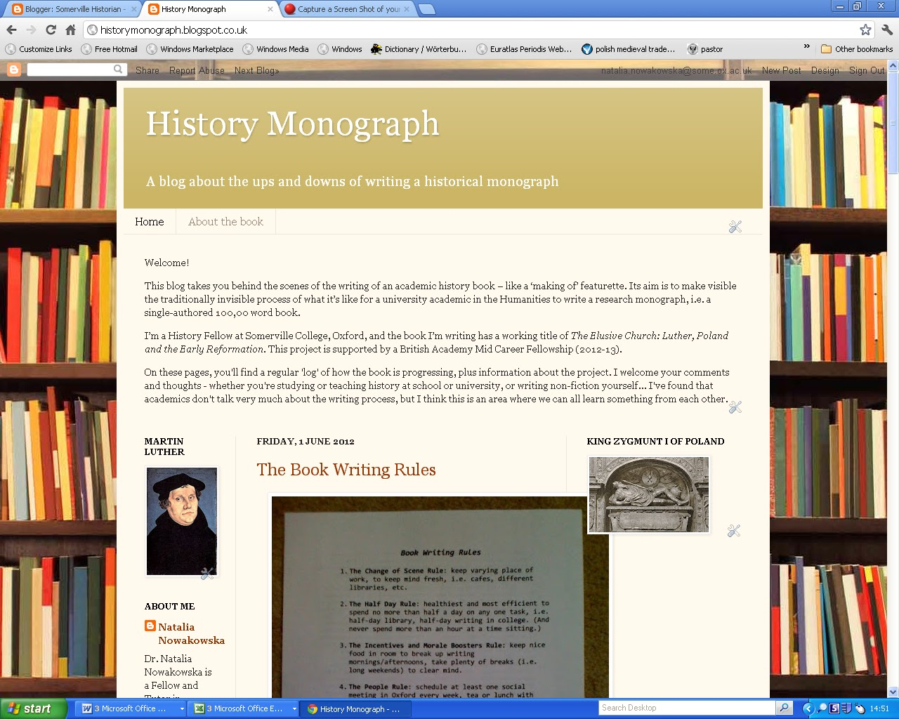writing a history book Writing your family history so people will want to read it is not all that difficult you can write a completely factual account of your family, fully documented, yet as readable as a novel by borrowing techniques from fiction writers, you can turn your dry facts into a compelling family history narrative.