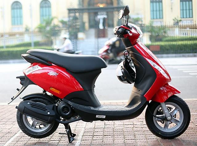 Piaggio Zip 100cc,những xe tay ga dưới 40 triệu