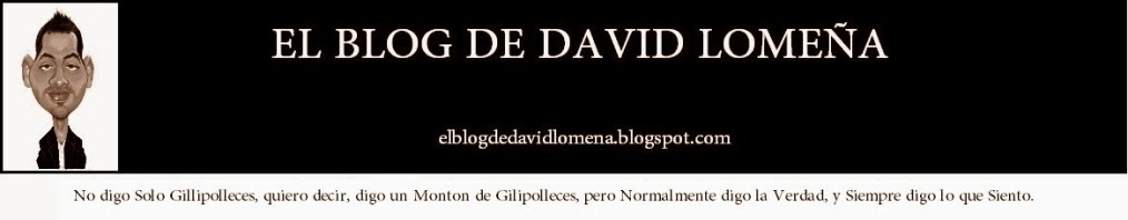 El Blog de David Lomeña