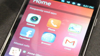 Ubuntu for smartphones in pictures