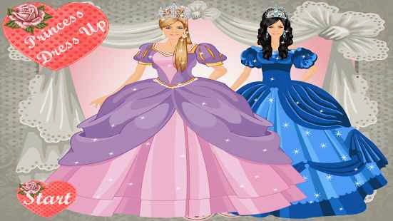 Prenses Giydirme Android Apk Oyun resim 2