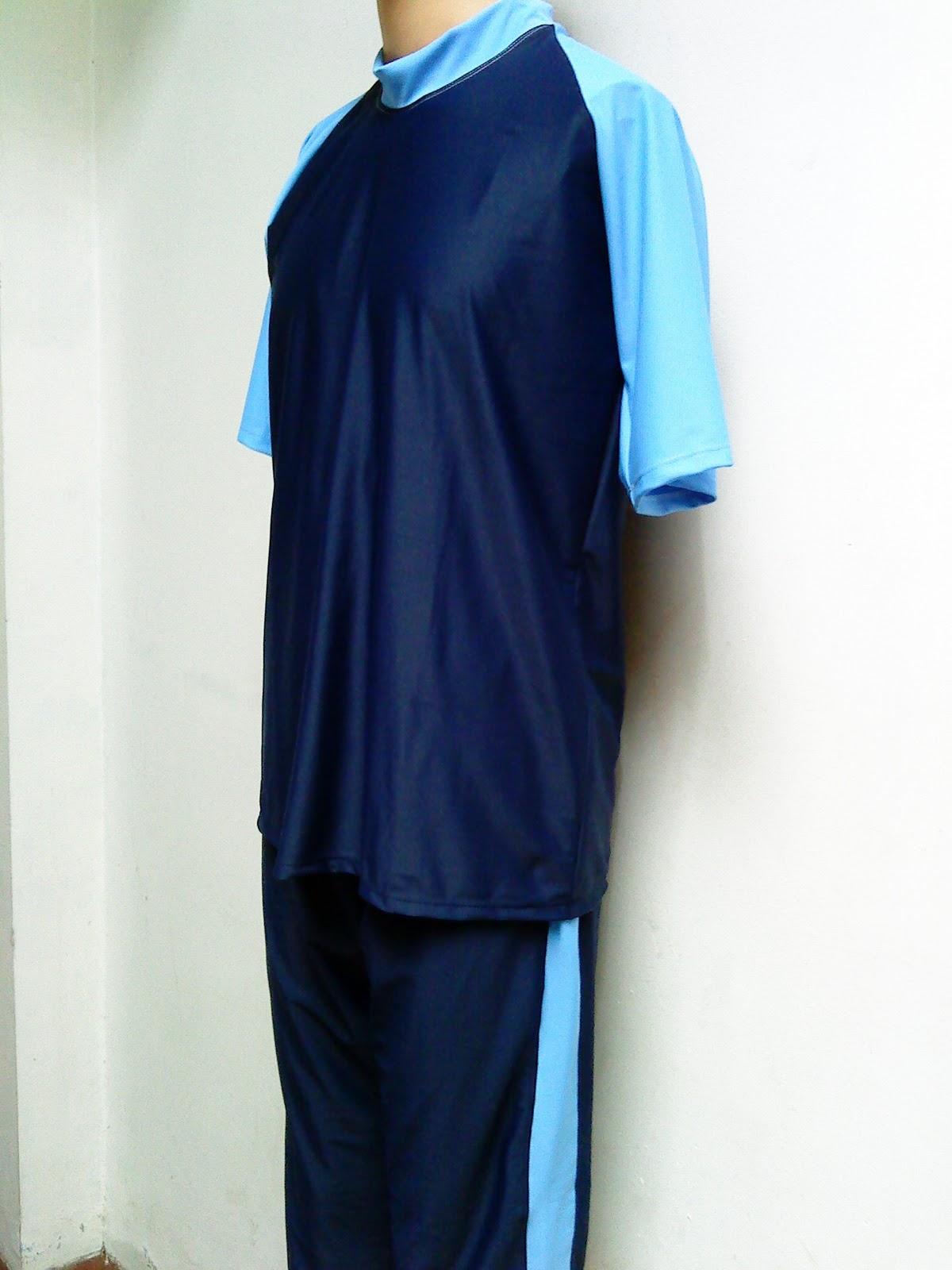 Qesya Baju Renang Muslim Laki Laki Kode 1120035