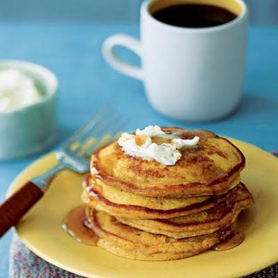 Pancakes para veganos y vegetarianos